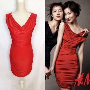 Brand new H&M red dress